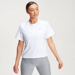 レディース コンポージャー Tシャツ - ホワイト