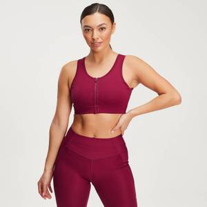 MP Women's Velocity Sculpt Sports Bra - Plum