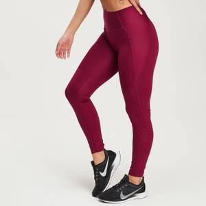MP Women's Velocity Sculpt Leggings - Plum