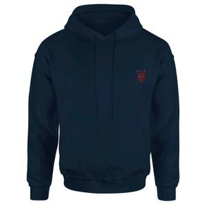 Transformers Autobots Embroidered Unisex Hoodie - Navy