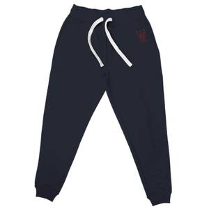 Transformers Autobot Embroidered Unisex Joggers - Navy
