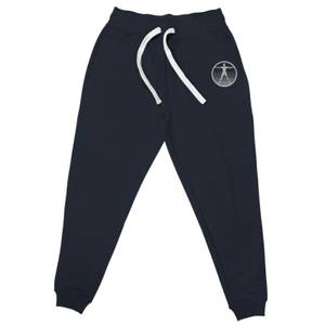 Westworld Logo Embroidered Unisex Joggers - Navy