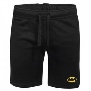 DC Batman Unisex Jogger Shorts - Black