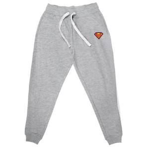 DC Superman Unisex Joggers - Grey