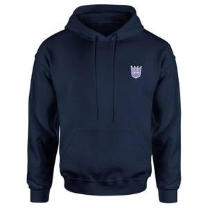 Transformers Decepticons Unisex Hoodie - Navy