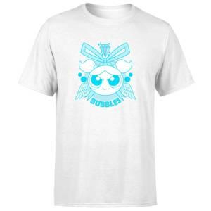 The Powerpuff Girls Bubbles Unisex T-Shirt - White
