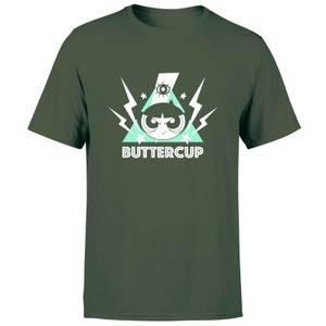 The Powerpuff Girls Buttercup Unisex T-Shirt - Forest Green