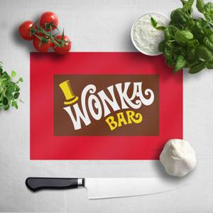 Wonka Bar Chopping Board