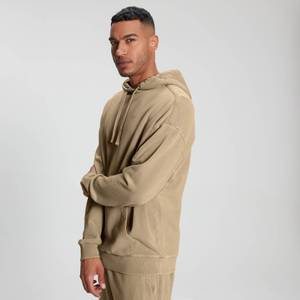 MP Men's Raw Training Hoodie - Tan