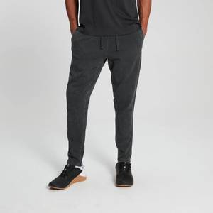 MP Men's Raw Training Jogger - Washed Black