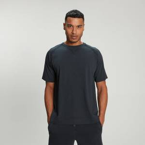 MP Men's Raw Training T-Shirt - Washed Black