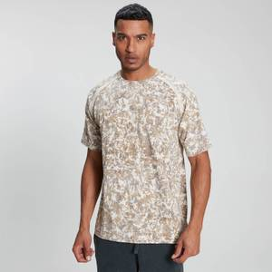 MP Men's Raw Training T-Shirt - Camo