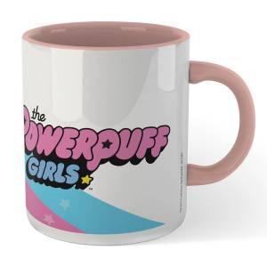 The Powerpuff Girls The Powerpuff Girls Pink Mug - White/Pink