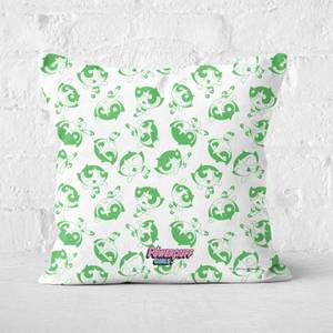The Powerpuff Girls Buttercup Square Cushion
