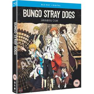 Bungo Stray Dogs: Season 1 & 2 + OVA