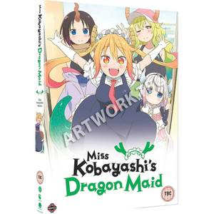 Miss Kobayashi's Dragon Maid: The Complete Series