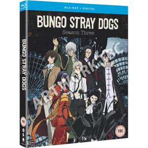 Bungo Stray Dogs: Season 3