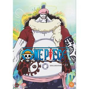 One Piece (Uncut): Collection 23 (Episodes 541-563)