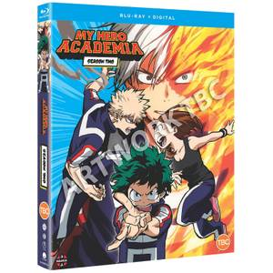 My Hero Academia: Complete Season 2