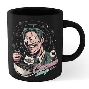 Ilustrata Cosmic Soup Mug - Black