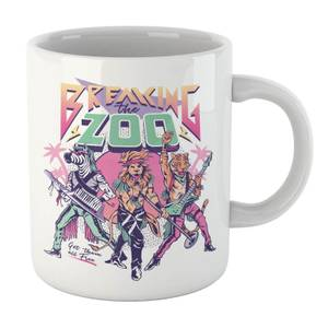 Ilustrata Breaking Zoo Mug
