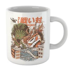 Ilustrata Brocco Vs Ramen Kaijus Mug