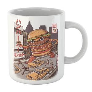 Ilustrata Burgerzilla Mug
