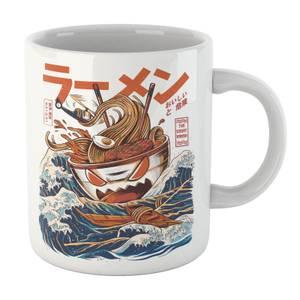 Ilustrata The Great Ramen Kanagawa Mug