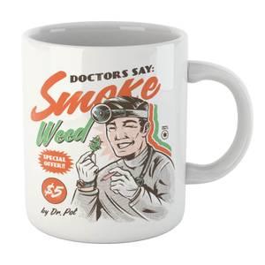Ilustrata Weed Doctor Advices Mug