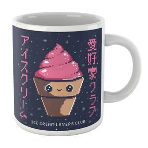 Ilustrata Ice Cream Lovers Club Mug