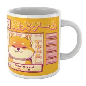 Ilustrata Shiba Novel Mug
