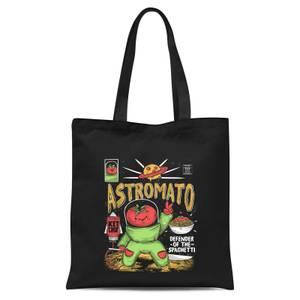 Ilustrata Astromato Tote Bag - Black