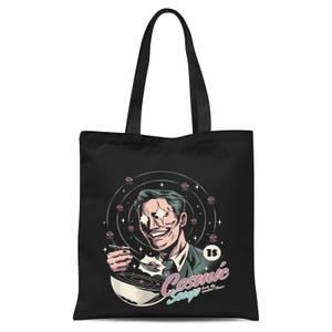 Ilustrata Cosmic Soup Tote Bag - Black