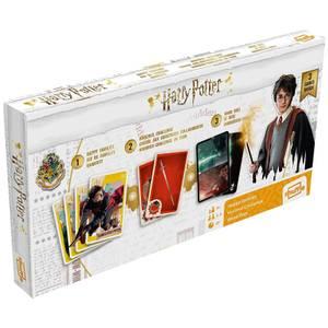Harry Potter Kartenspiele Dreierpack