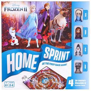 Jeu de société Disney La Reine des neiges 2 Home Sprint