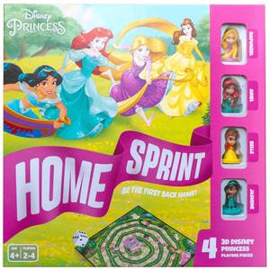 Disney Prinzessinnen Home Sprint Brettspiel