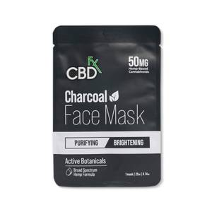 CBDfx Face Mask - Charcoal