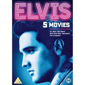 Elvis - Collection de 5 films