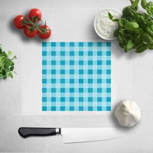 Baking Blanket Blue Chopping Board