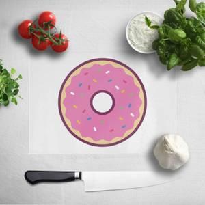 Donut Chopping Board