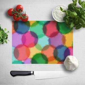 Macaron Feast Chopping Board