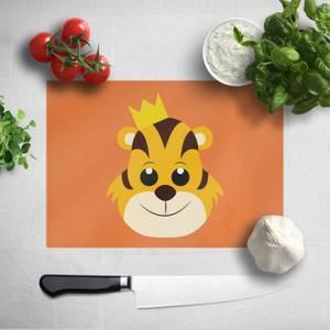 Tiger King Chopping Board