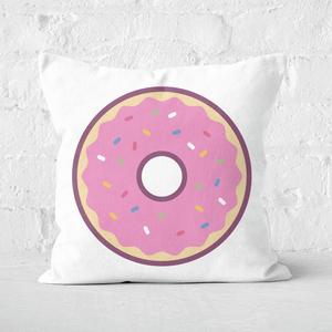 Donut Square Cushion