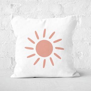 Sun Square Cushion