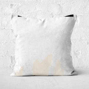 Leaf Square Cushion