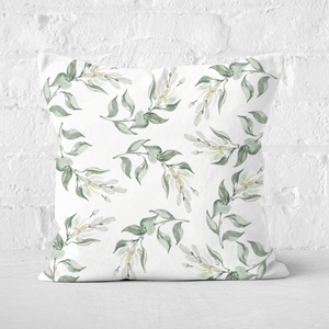 Leaves Square Cushion