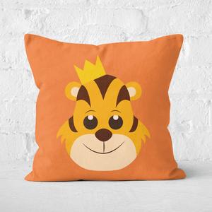 Tiger King Square Cushion