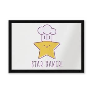 Star Baker Entrance Mat