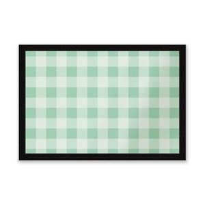 Baking Blanket Green Entrance Mat