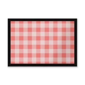 Baking Blanket Red Entrance Mat
